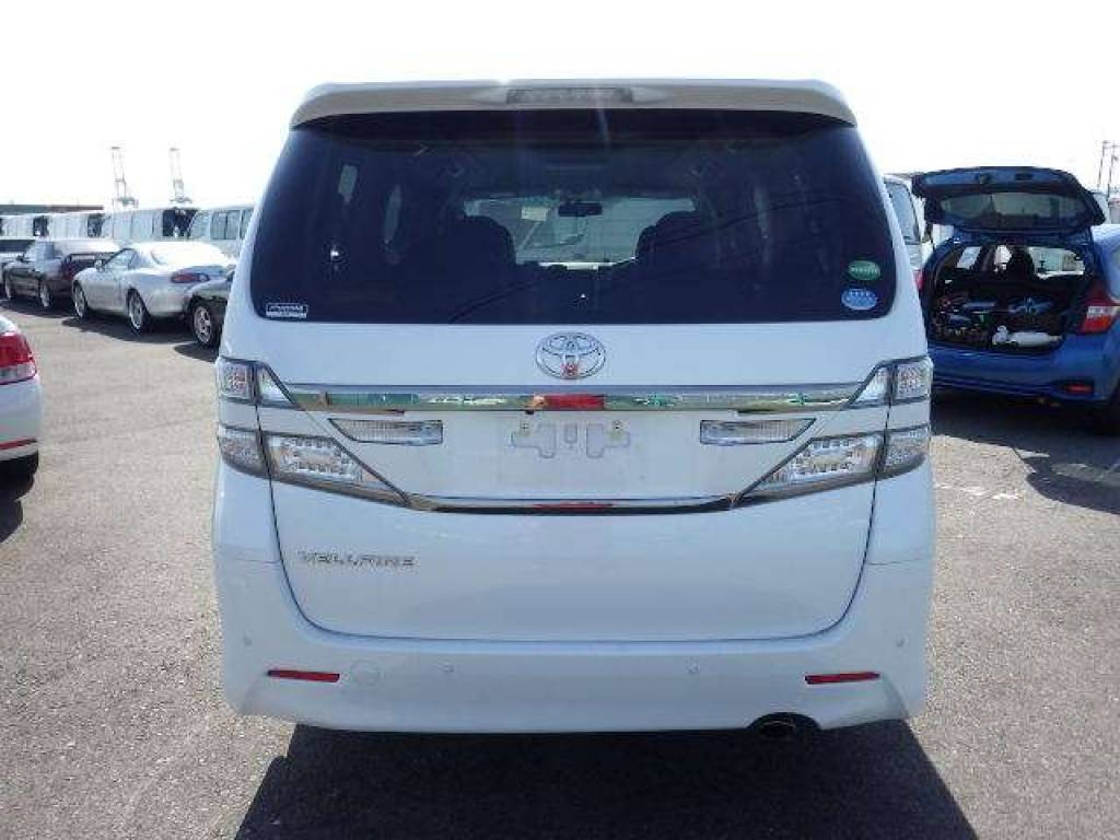 Used 2013 AT Toyota Velfire ANH20W Image[7]