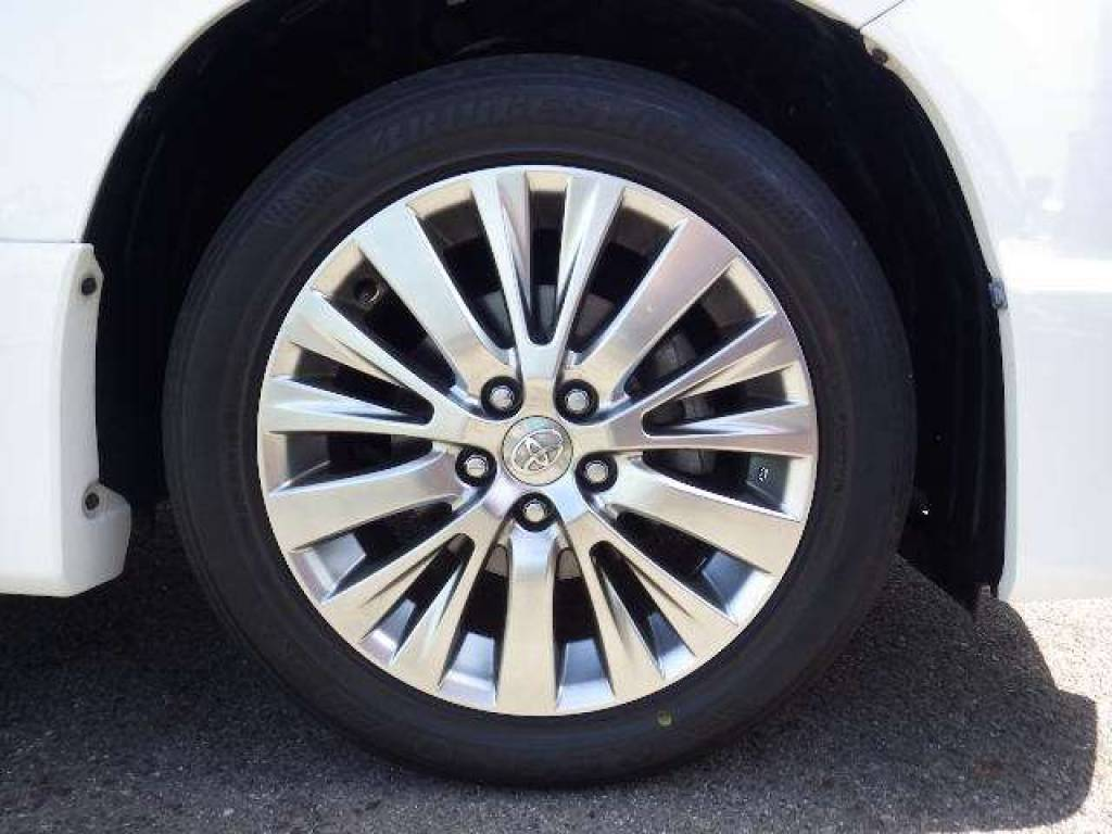 Used 2013 AT Toyota Velfire ANH20W Image[16]