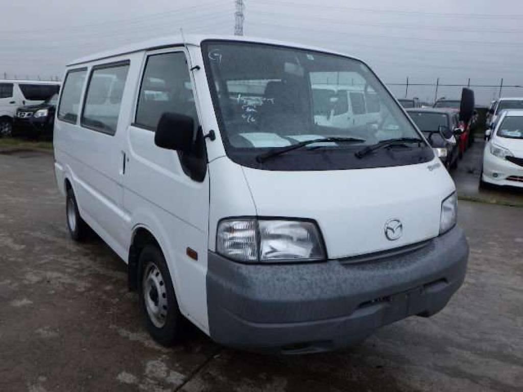 Used 2006 MT Mazda Bongo Van SK82V Image[1]