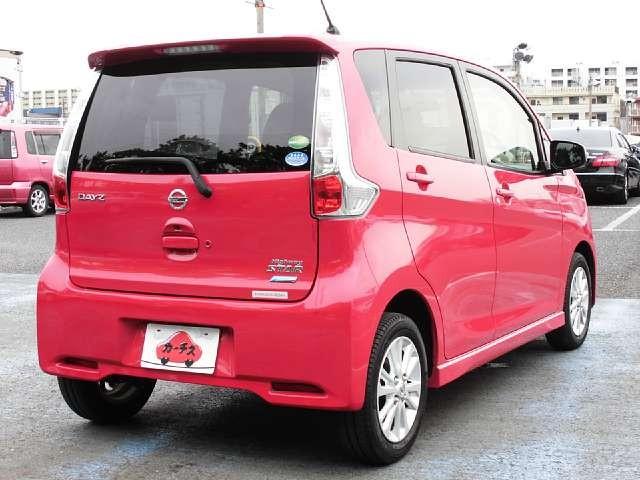 Used 2014 CVT Nissan DAYZ DBA-B21W Image[2]