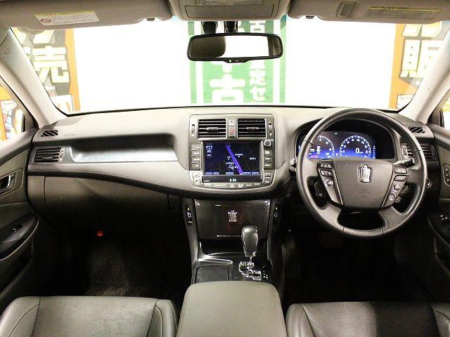 Used 2008 CVT Toyota Crown Hybrid DAA-GWS204 Image[1]