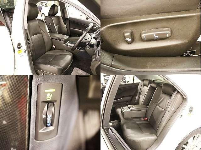 Used 2008 CVT Toyota Crown Hybrid DAA-GWS204 Image[7]