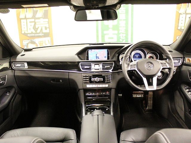 Used 2013 AT Mercedes Benz E-Class RBA-212236C Image[1]