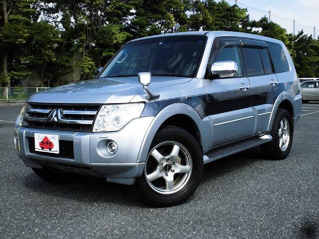 Used 2007 AT Mitsubishi Pajero CBA-V97W