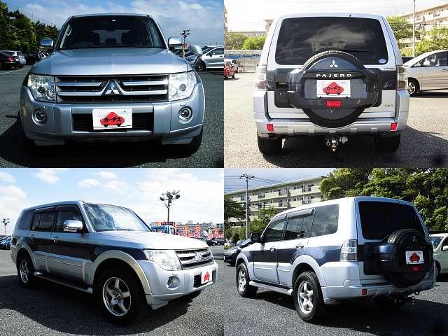 Used 2007 AT Mitsubishi Pajero CBA-V97W Image[9]