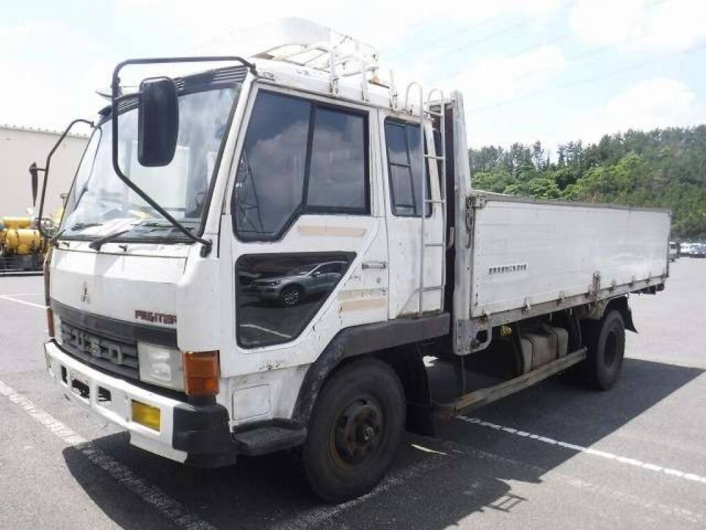 Used 1988 MT Mitsubishi Fuso Fighter FK417F Image[2]