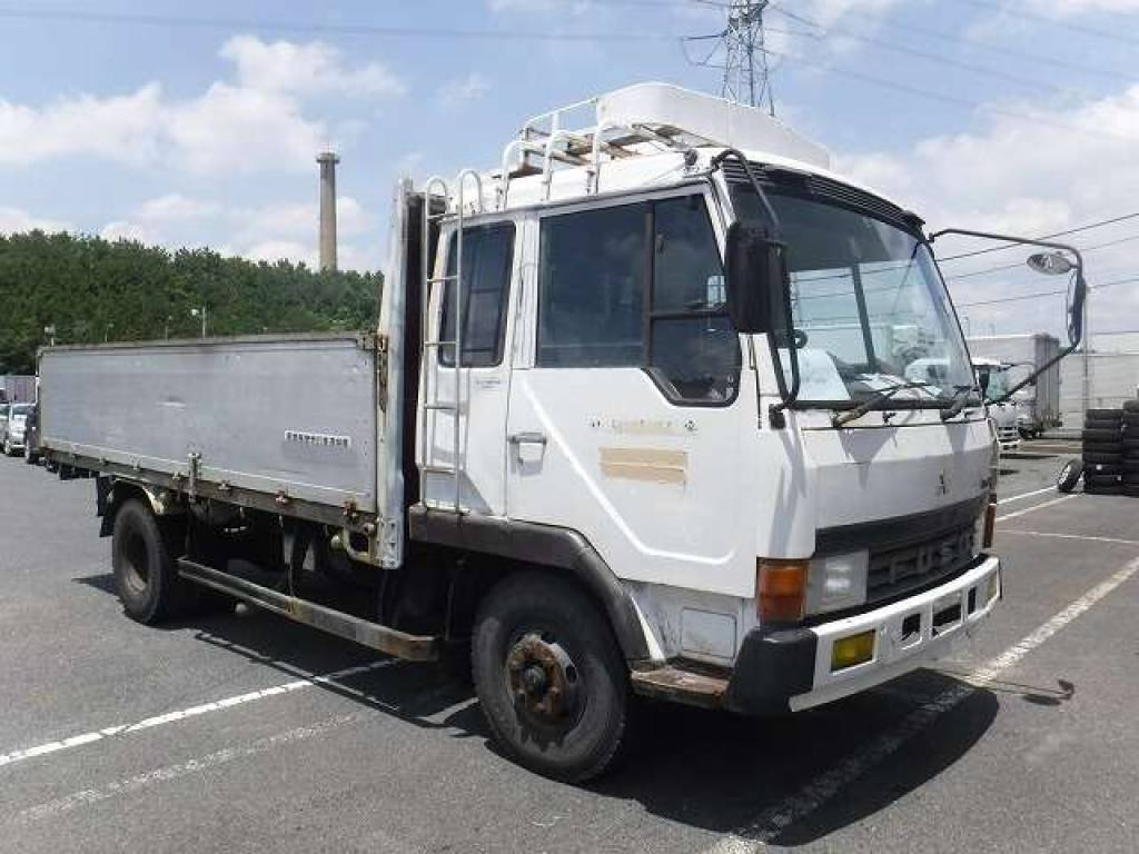 Used 1988 MT Mitsubishi Fuso Fighter FK417F