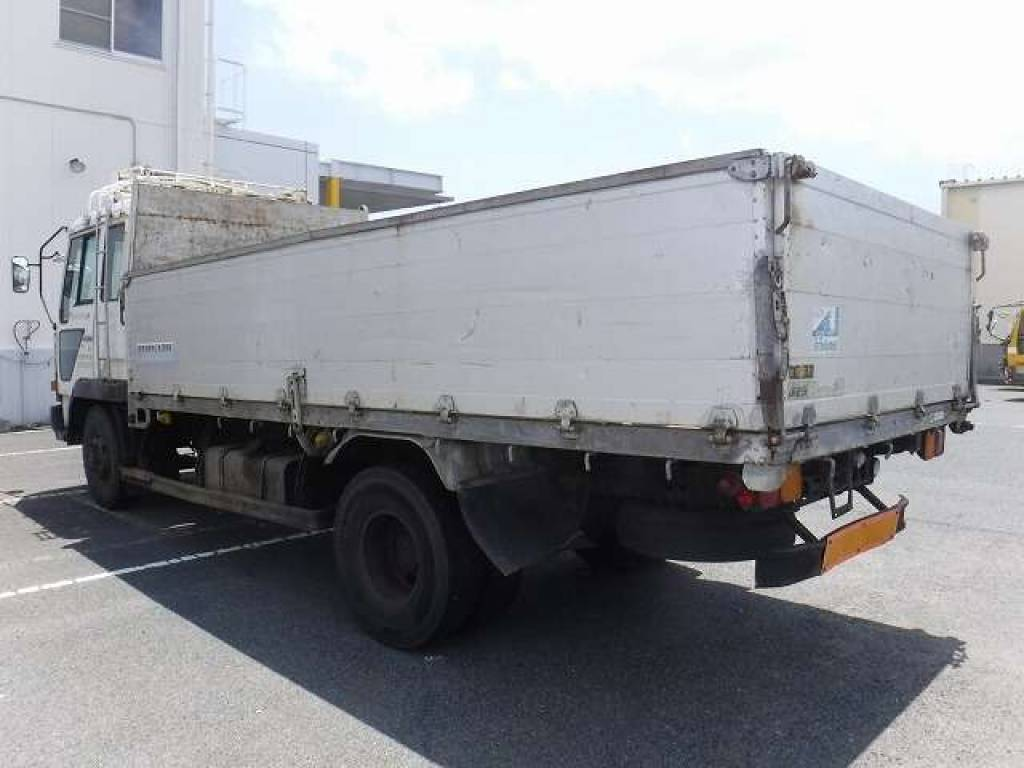 Used 1988 MT Mitsubishi Fuso Fighter FK417F Image[4]