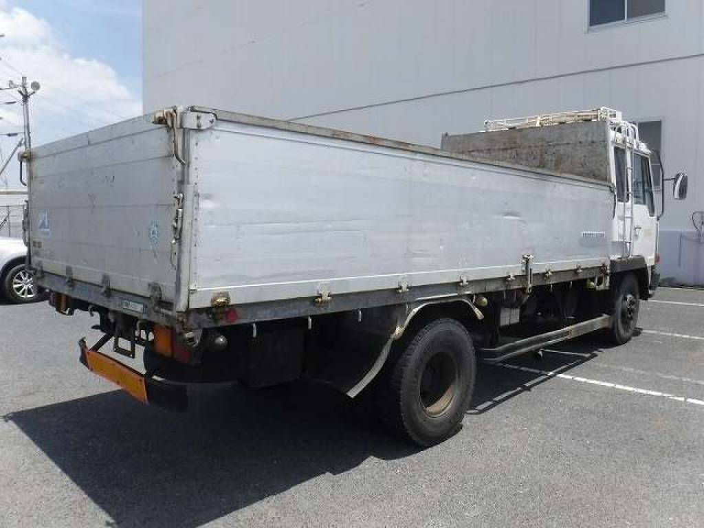 Used 1988 MT Mitsubishi Fuso Fighter FK417F Image[5]