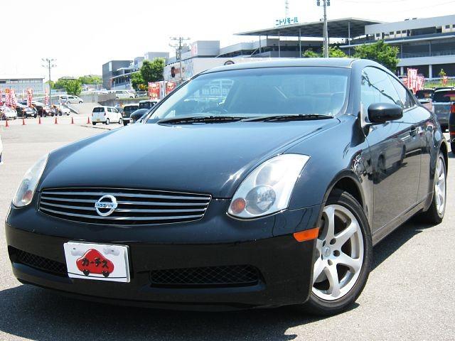 Used 2005 AT Nissan Skyline CBA-CPV35