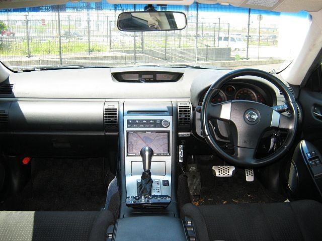 Used 2005 AT Nissan Skyline CBA-CPV35 Image[1]