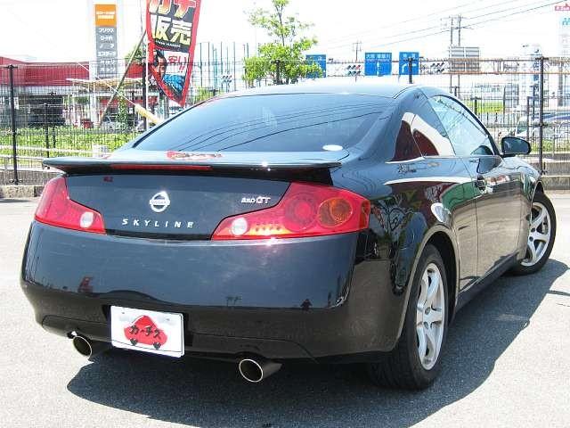 Used 2005 AT Nissan Skyline CBA-CPV35 Image[2]