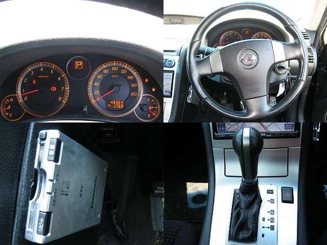 Used 2005 AT Nissan Skyline CBA-CPV35 Image[5]