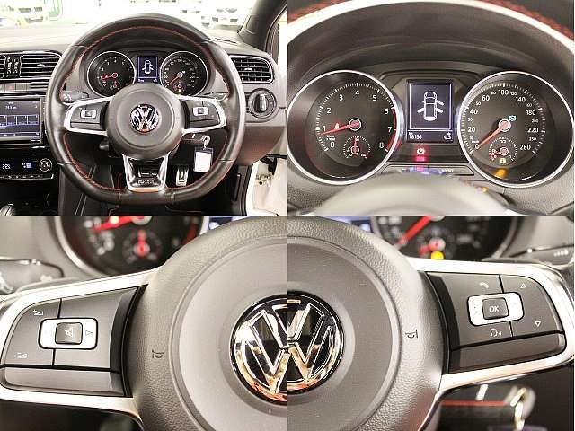 Used 2015 AT Volkswagen Polo ABA-6RDAJ Image[4]