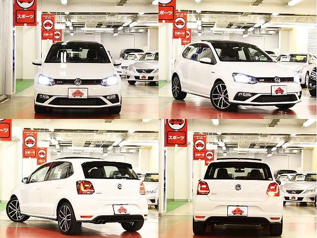 Used 2015 AT Volkswagen Polo ABA-6RDAJ Image[9]