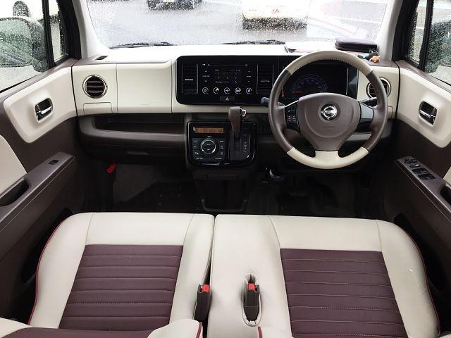 Used 2014 CVT Nissan Moco DBA-MG33S Image[1]