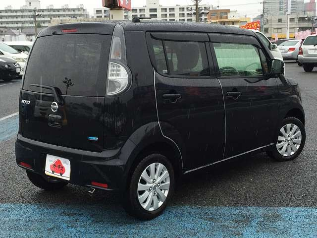Used 2014 CVT Nissan Moco DBA-MG33S Image[2]