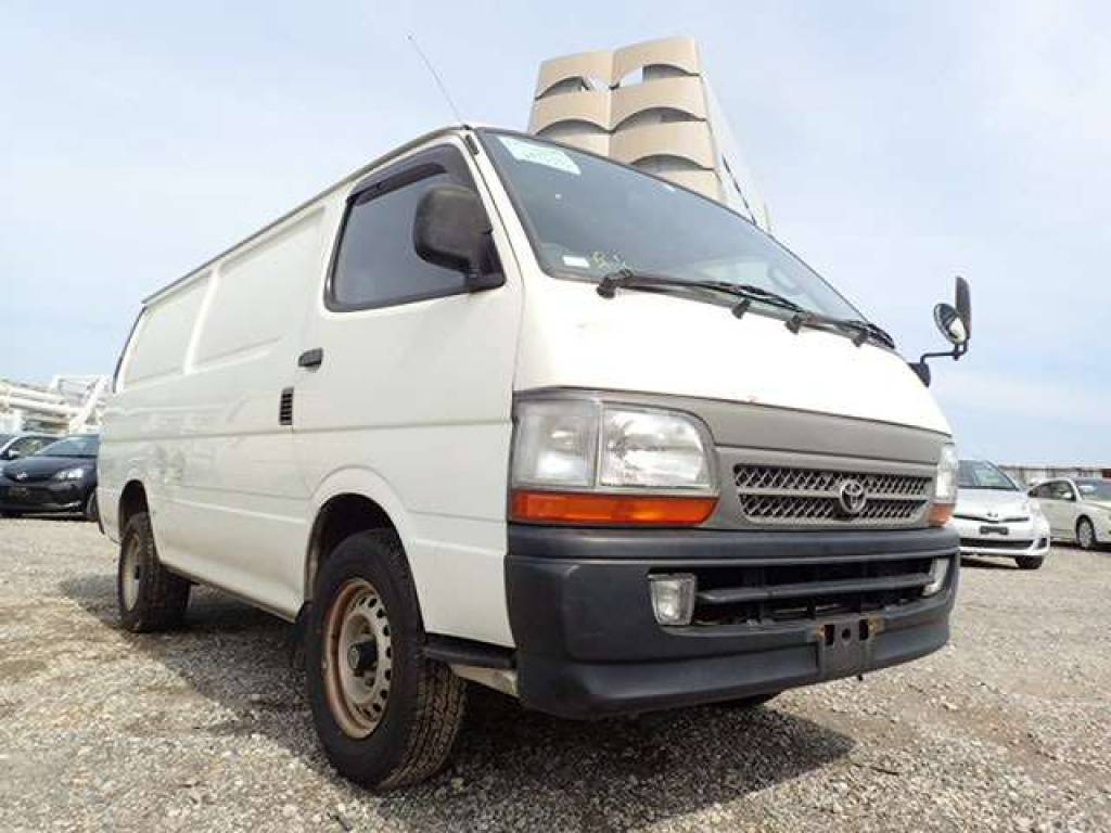 Used 2004 AT Toyota Hiace Van TRH112V