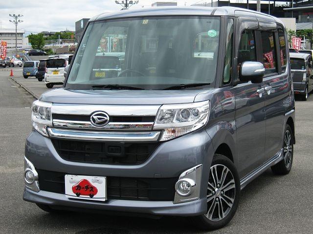 Used 2013 CVT Daihatsu Tanto DBA-LA600S