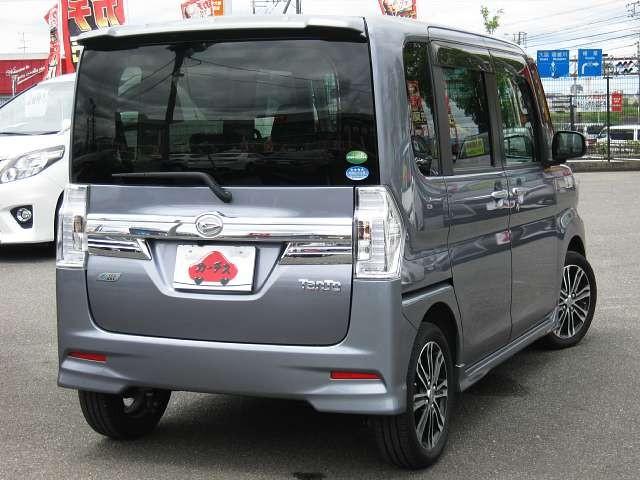 Used 2013 CVT Daihatsu Tanto DBA-LA600S Image[2]