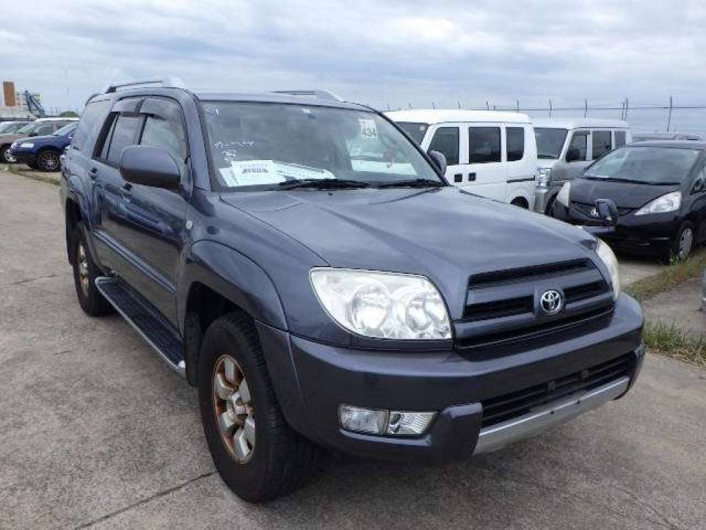 Used 2004 AT Toyota Hilux Surf RZN215W Image[1]
