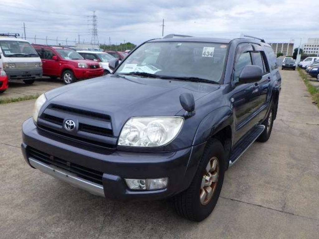 Used 2004 AT Toyota Hilux Surf RZN215W