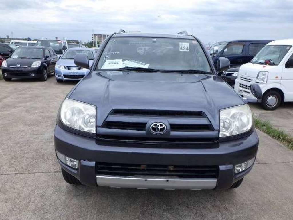 Used 2004 AT Toyota Hilux Surf RZN215W Image[4]