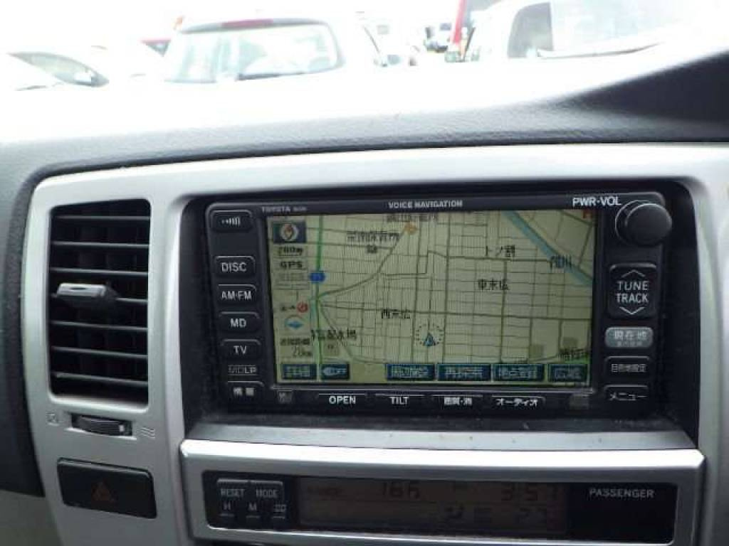 Used 2004 AT Toyota Hilux Surf RZN215W Image[12]