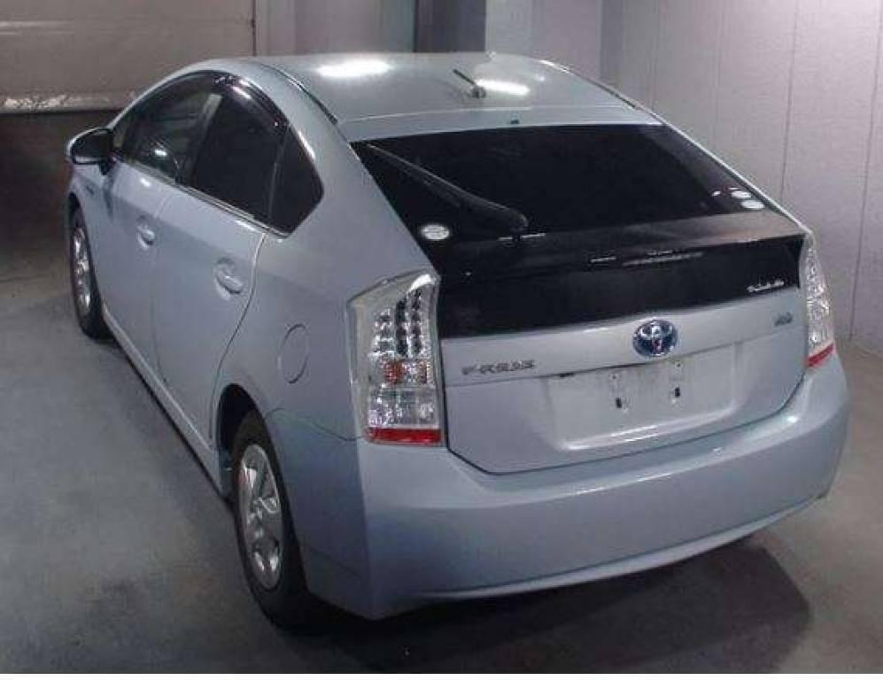 Used 2010 AT Toyota Prius ZVW30 Image[1]