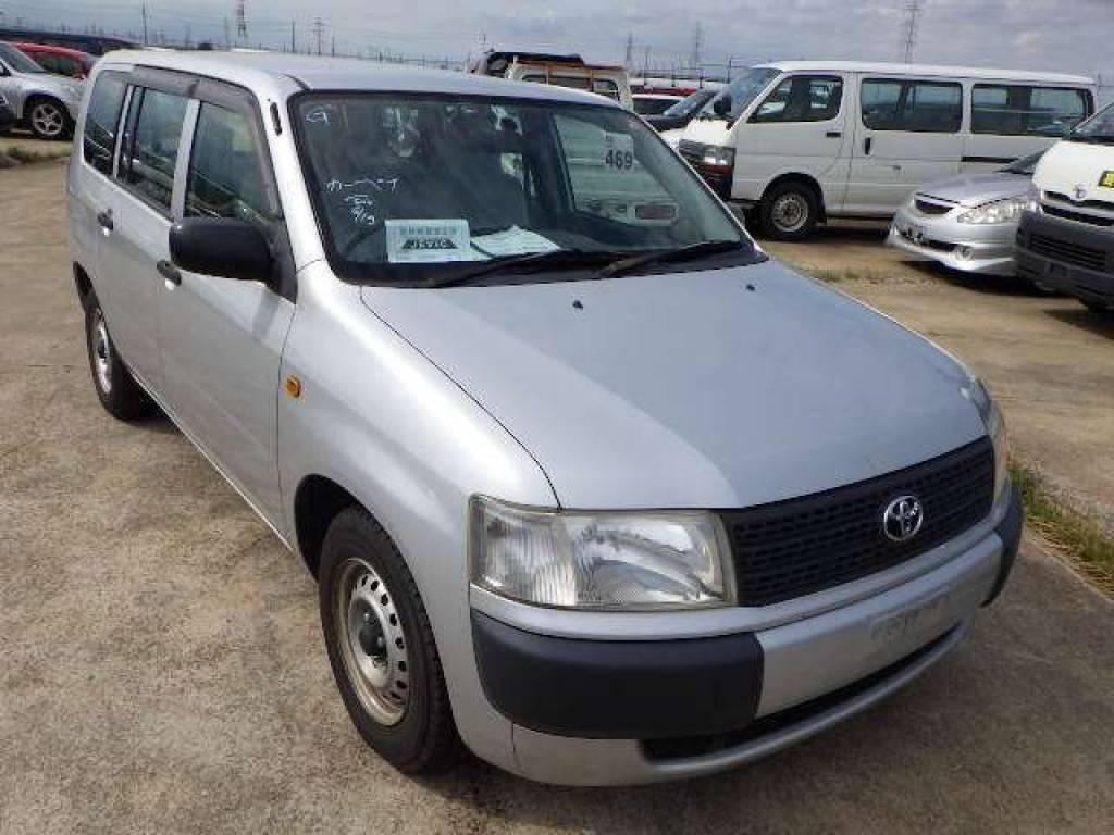 Used 2009 MT Toyota Probox Van NCP51