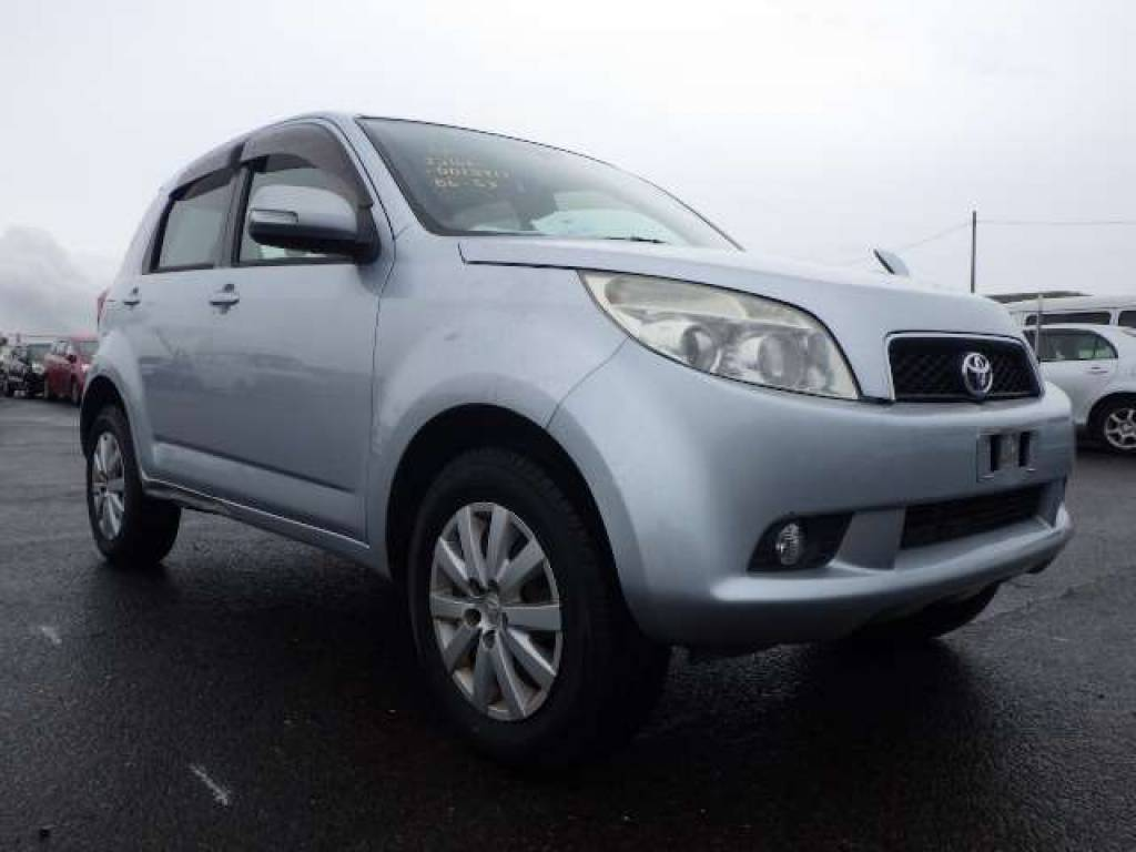 Used 2007 AT Toyota Rush J210E