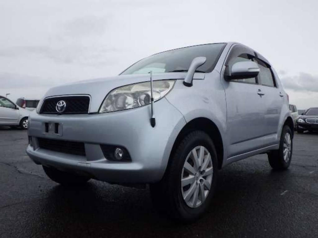 Used 2007 AT Toyota Rush J210E Image[1]