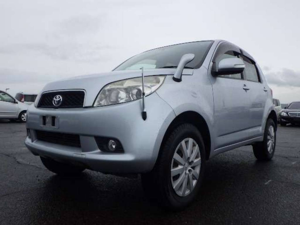 Used 2007 AT Toyota Rush J210E Image[2]
