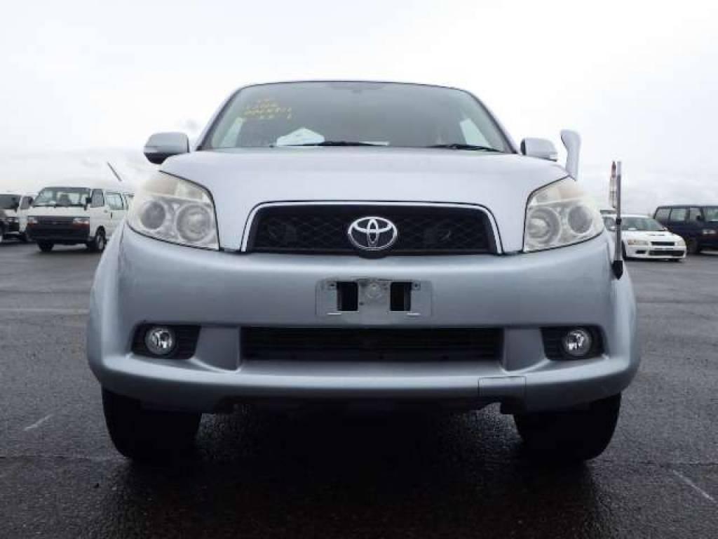 Used 2007 AT Toyota Rush J210E Image[2]