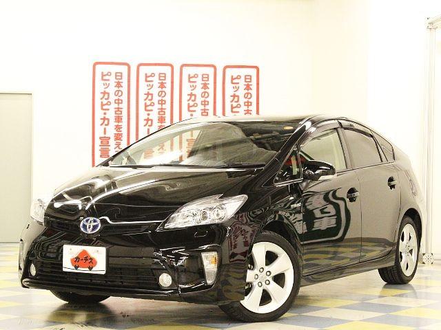 Used 2014 CVT Toyota Prius DAA-ZVW30