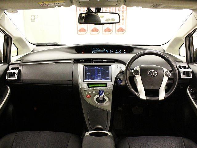 Used 2014 CVT Toyota Prius DAA-ZVW30 Image[1]