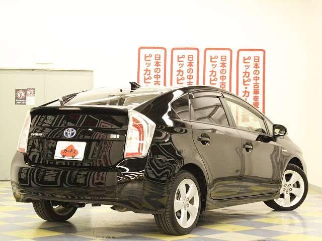 Used 2014 CVT Toyota Prius DAA-ZVW30 Image[2]