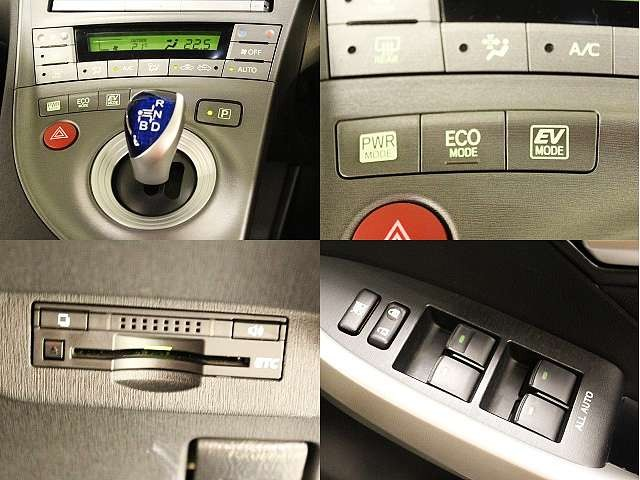 Used 2014 CVT Toyota Prius DAA-ZVW30 Image[6]