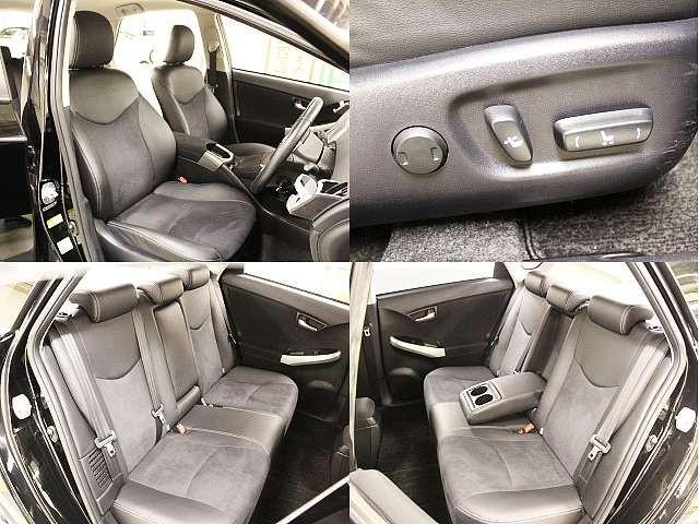 Used 2014 CVT Toyota Prius DAA-ZVW30 Image[7]