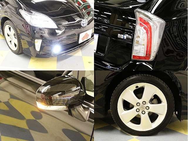 Used 2014 CVT Toyota Prius DAA-ZVW30 Image[8]
