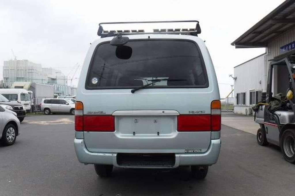Used 2003 AT Toyota Hiace Van RZH102V Image[5]