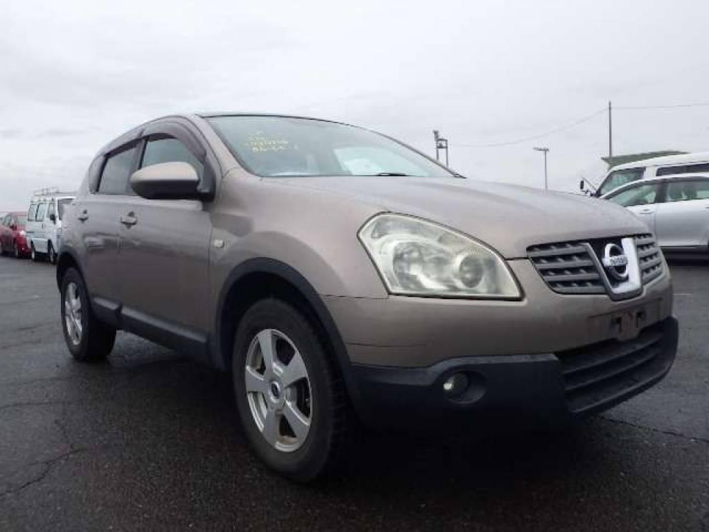Used 2007 AT Nissan Dualis J10