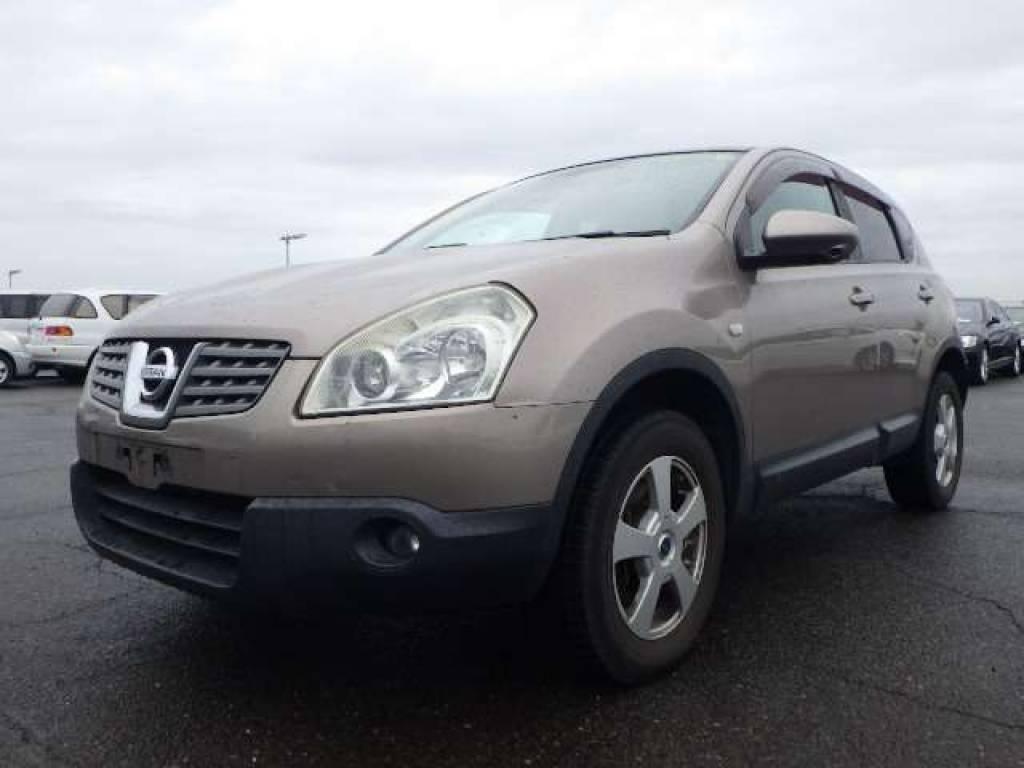 Used 2007 AT Nissan Dualis J10 Image[1]