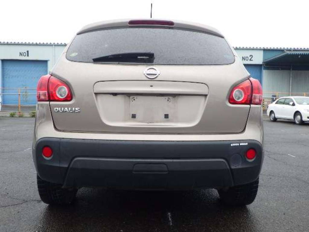 Used 2007 AT Nissan Dualis J10 Image[7]
