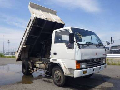Mitsubishi Fuso Fighter Mignon 1993 from Japan