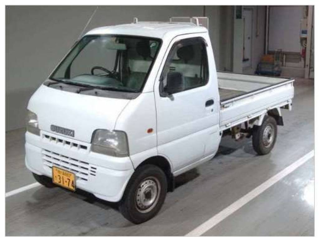 Used 2000 AT Suzuki Carry Truck DB52T Image[1]