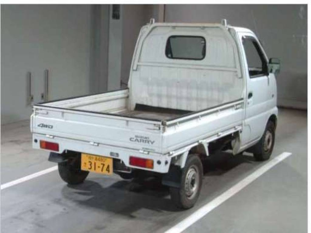 Used 2000 AT Suzuki Carry Truck DB52T Image[2]