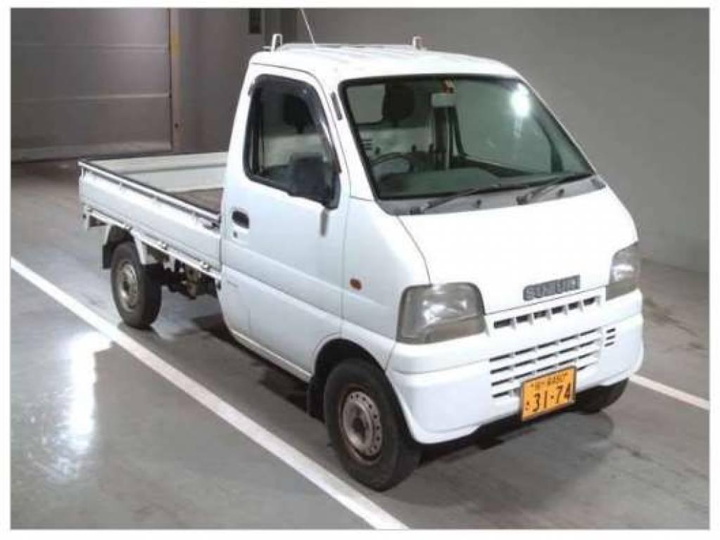 Used 2000 AT Suzuki Carry Truck DB52T