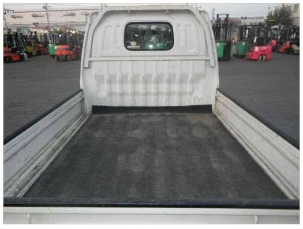 Used 2000 AT Suzuki Carry Truck DB52T Image[4]