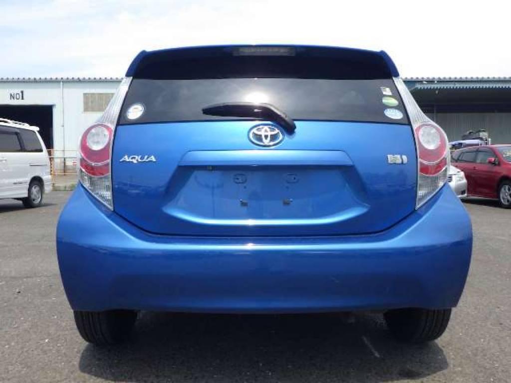 Used 2013 AT Toyota Aqua NHP10 Image[2]